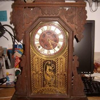 Clock Ingraham
