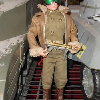 GI Joe Tank Commander Set - Toys