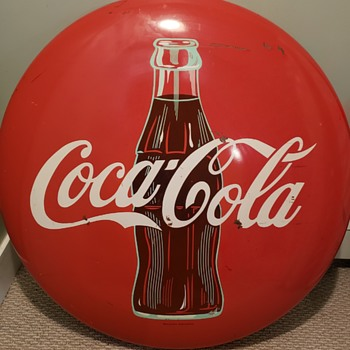 Coke Button - Coca-Cola