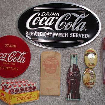 New finds! - Coca-Cola