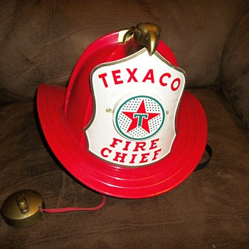 Texaco Fire Chief Helmet