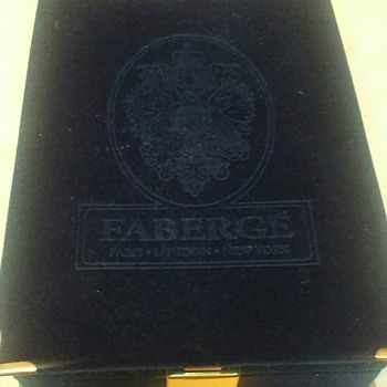 Small Faberge Picture Frame - Fine Art