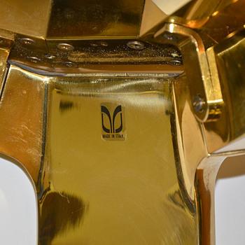 Mystery Italian Coffee Table Logo? - Furniture
