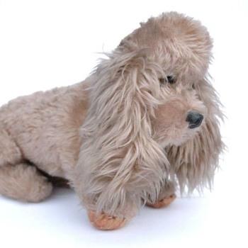 chien en peluche années 50? - Toys