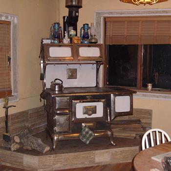 glencoe  series e woodstove  - Kitchen