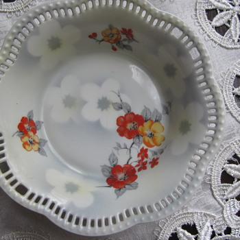 Schumann Vintage Bowl - China and Dinnerware