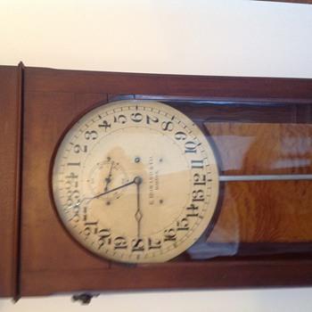 Astronomer's clock - Clocks