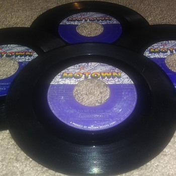 45 RPM SINGLE(S)....#90-#93 - Records