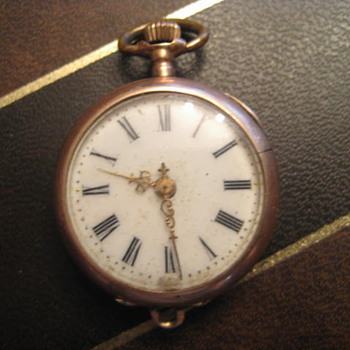 This little beauty needs a name! - Pocket Watches