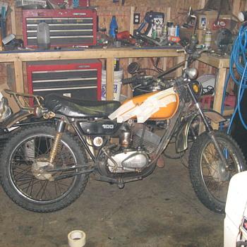 1974 KAWASAKI G4TR - Motorcycles