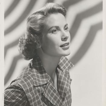 Grace Kelly Promo Photo (1953) - Photographs