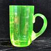 European souvenir measuring cup