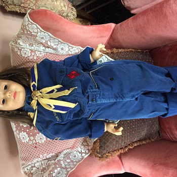 There is Boy Scout uniform  - Dolls