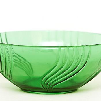'Komet' and 'Skjold' Glass (Danish Glassworks), 1930's - Glassware