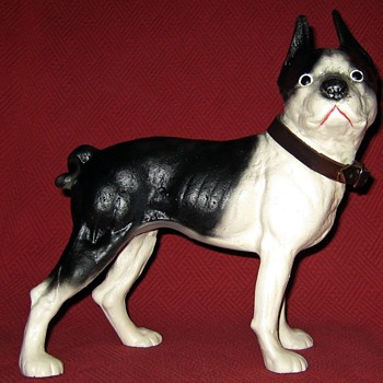 Boston Terrier Still Bank - Animals