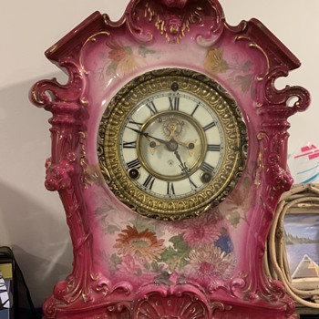 Ansonian Royal Bonn Germany - Clocks