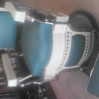 how to find out what year my kokenn barber chair is