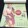1956 Coca Cola calendar complete