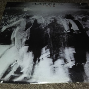 Fleetwood Mac...On Double 33 1/3 RPM Vinyl - Records