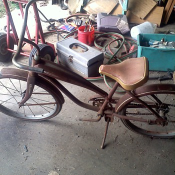 bike from the 40's i think - Sporting Goods