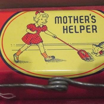 Mother's Helper Set - Toys
