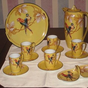 R.S. Prussia - Tillowitz - China and Dinnerware