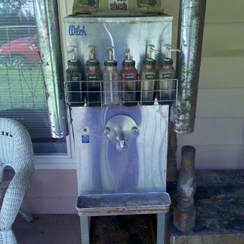 Wilch Icey-Ike slushie machine