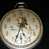 Roy Rogers Pocket Watch by Ingraham - Canada