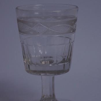 Cork Dram Glass - Glassware