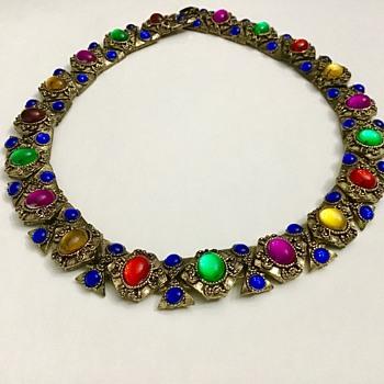Pretty necklace - Costume Jewelry