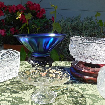 March 27 & 28 Flea Market Finds #1 Glass - Art Glass