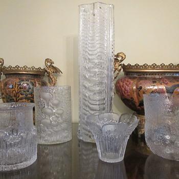 More Scandi Glass...Hoarder style! - Art Glass