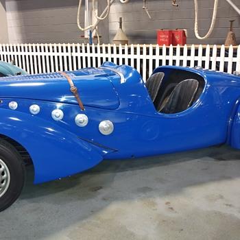 Simone Auto Museum - Classic Cars
