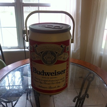Budweiser cooler