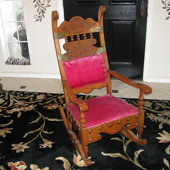 Seeking Rocker History - Furniture