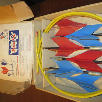 Very cool rare JARTS set in original box