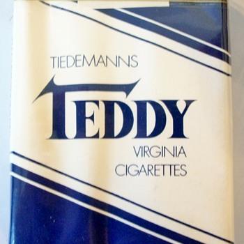 Tiedemanns Teddy - Tobacciana
