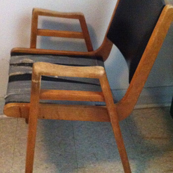 Henderson furniture limited chair 1950? - Furniture