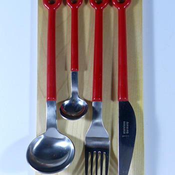 MONO RING tasting set by Peter raacke 1962 - Mid-Century Modern
