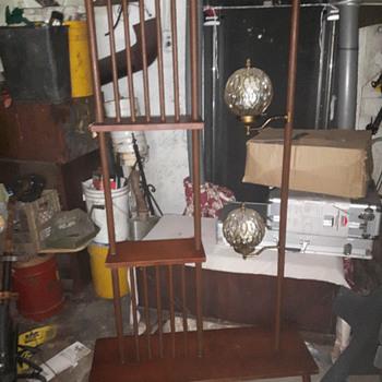 MCM Room Shelf Divider - Furniture