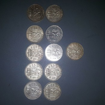 My  dutch collection - World Coins