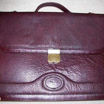 Leather Attache Case - Accessories