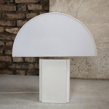 "harvey guzzini table lamp ""olympic"" for ed, 1970 - Lamps"