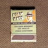 Adam Hats Matchbook Plus Free Bonus MacBeth Adams Ashtray