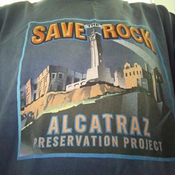 Alcatraz... - Advertising