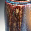 Large Émile Decoeur Flambe' Stoneware Vase