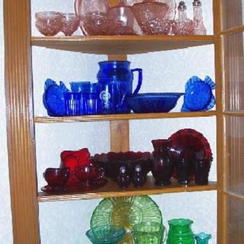 Glassware I Inherited - Glassware