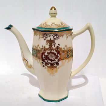 Antique / Vintage Coffee Pot - China and Dinnerware