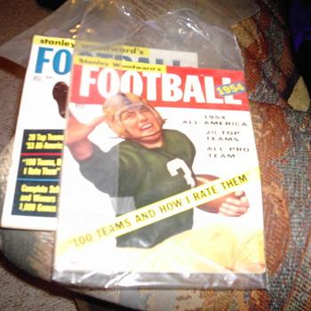 Stanley Woodward's Football - 1954 - Football