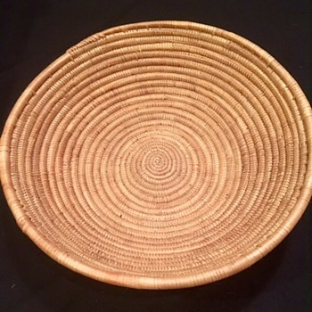 Follow Up on Three Baskets ... Not Native American...Africa? - Furniture